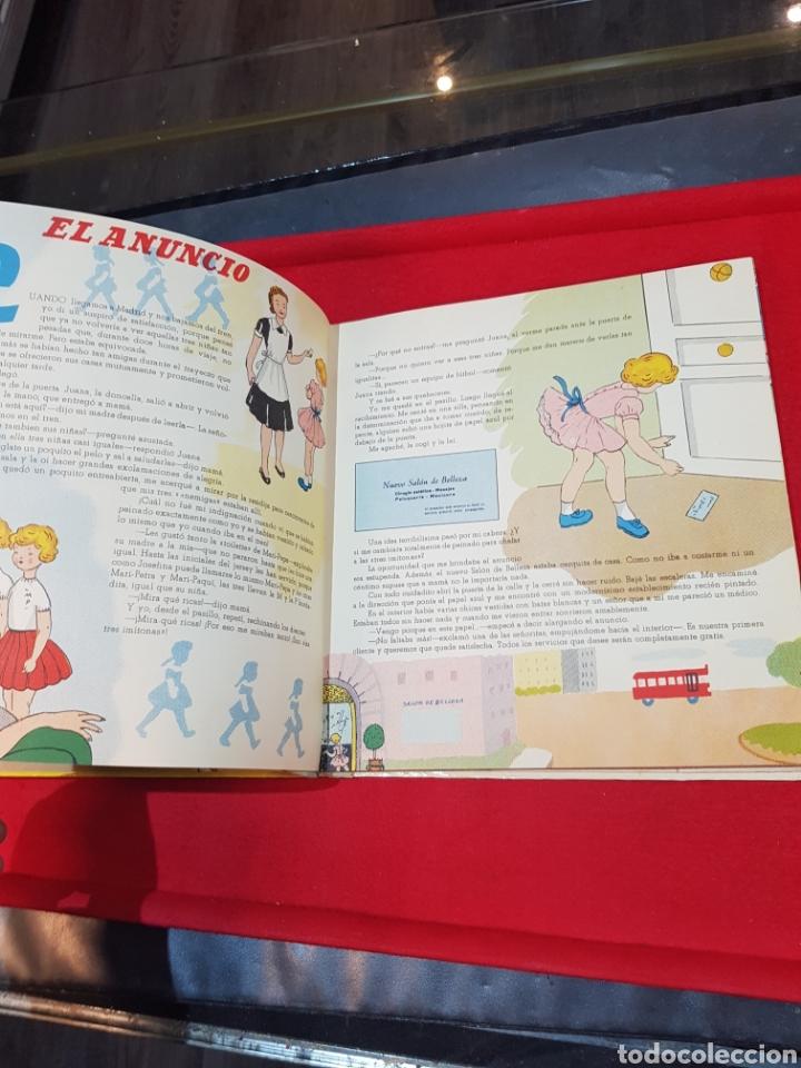 Libros de segunda mano: Libro 27 cuentos de Maripepa Lucrecia duran Emilia Cotarelo más 7 suplementos ilustrados! mari pepa - Foto 9 - 277500173