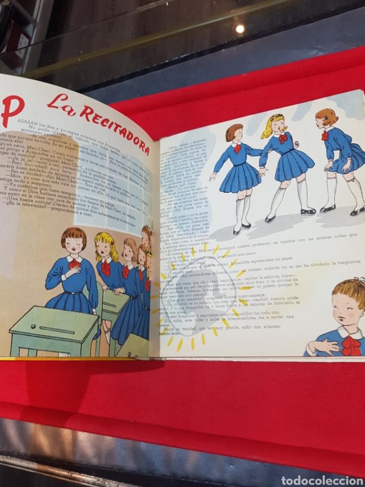Libros de segunda mano: Libro 27 cuentos de Maripepa Lucrecia duran Emilia Cotarelo más 7 suplementos ilustrados! mari pepa - Foto 10 - 277500173