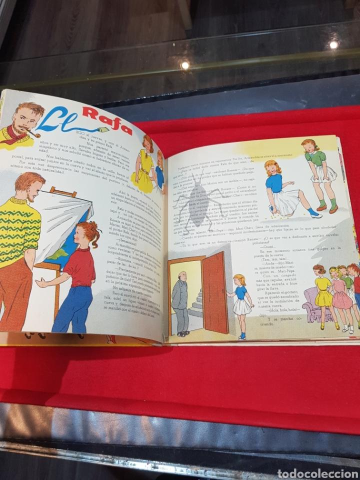 Libros de segunda mano: Libro 27 cuentos de Maripepa Lucrecia duran Emilia Cotarelo más 7 suplementos ilustrados! mari pepa - Foto 15 - 277500173