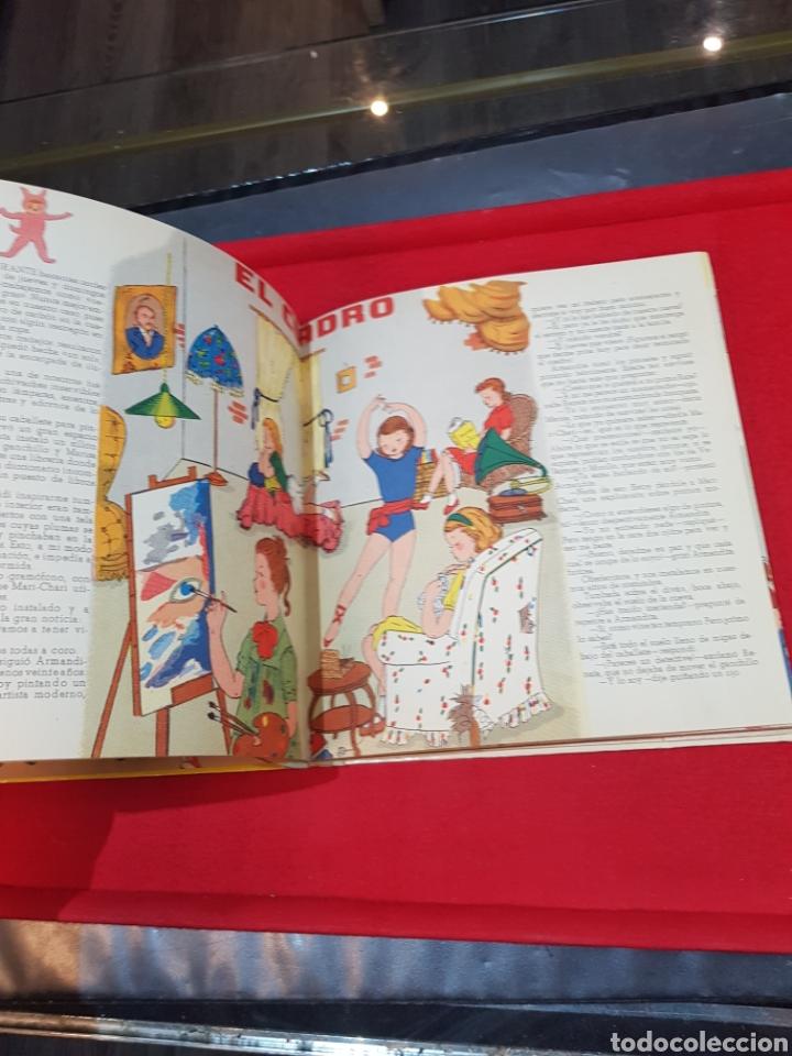 Libros de segunda mano: Libro 27 cuentos de Maripepa Lucrecia duran Emilia Cotarelo más 7 suplementos ilustrados! mari pepa - Foto 16 - 277500173
