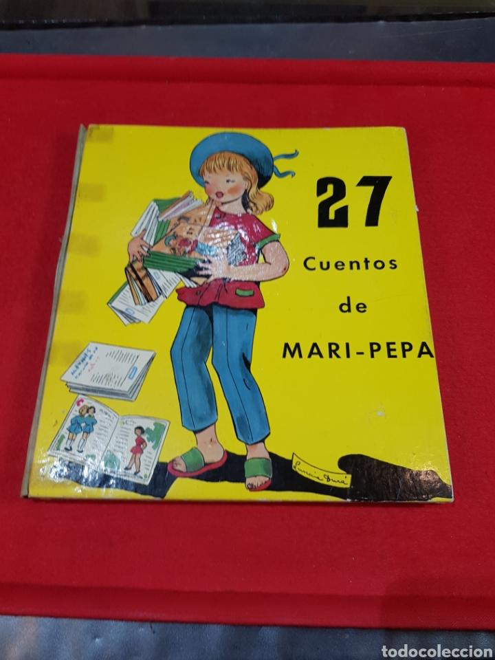 Libros de segunda mano: Libro 27 cuentos de Maripepa Lucrecia duran Emilia Cotarelo más 7 suplementos ilustrados! mari pepa - Foto 23 - 277500173