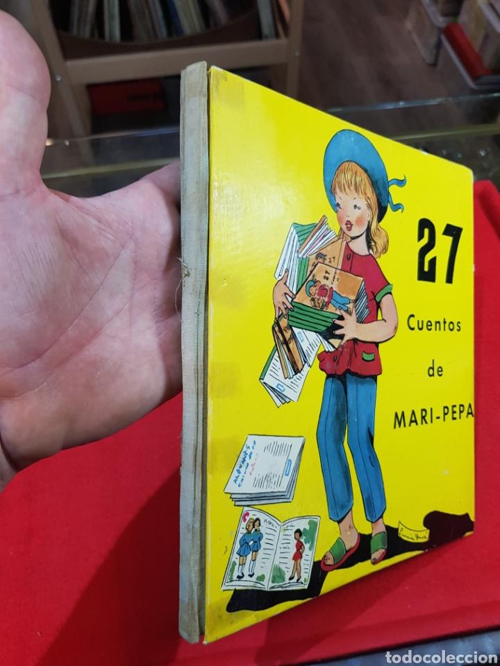 Libros de segunda mano: Libro 27 cuentos de Maripepa Lucrecia duran Emilia Cotarelo más 7 suplementos ilustrados! mari pepa - Foto 24 - 277500173