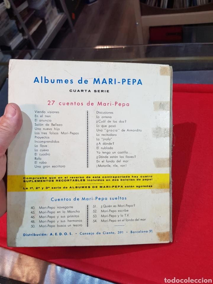 Libros de segunda mano: Libro 27 cuentos de Maripepa Lucrecia duran Emilia Cotarelo más 7 suplementos ilustrados! mari pepa - Foto 25 - 277500173