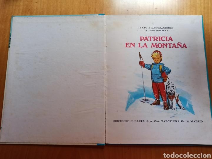 Libros de segunda mano: Patricia en la montaña. - Foto 2 - 277516983