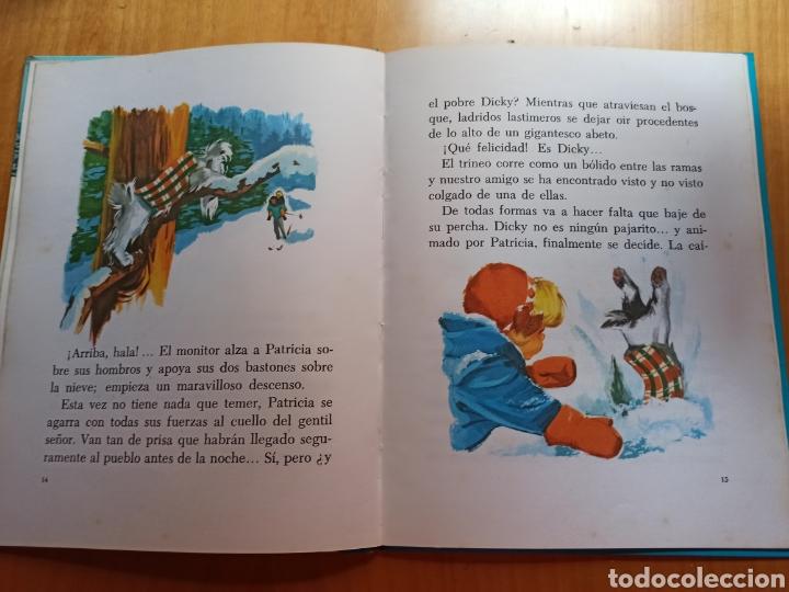 Libros de segunda mano: Patricia en la montaña. - Foto 3 - 277516983