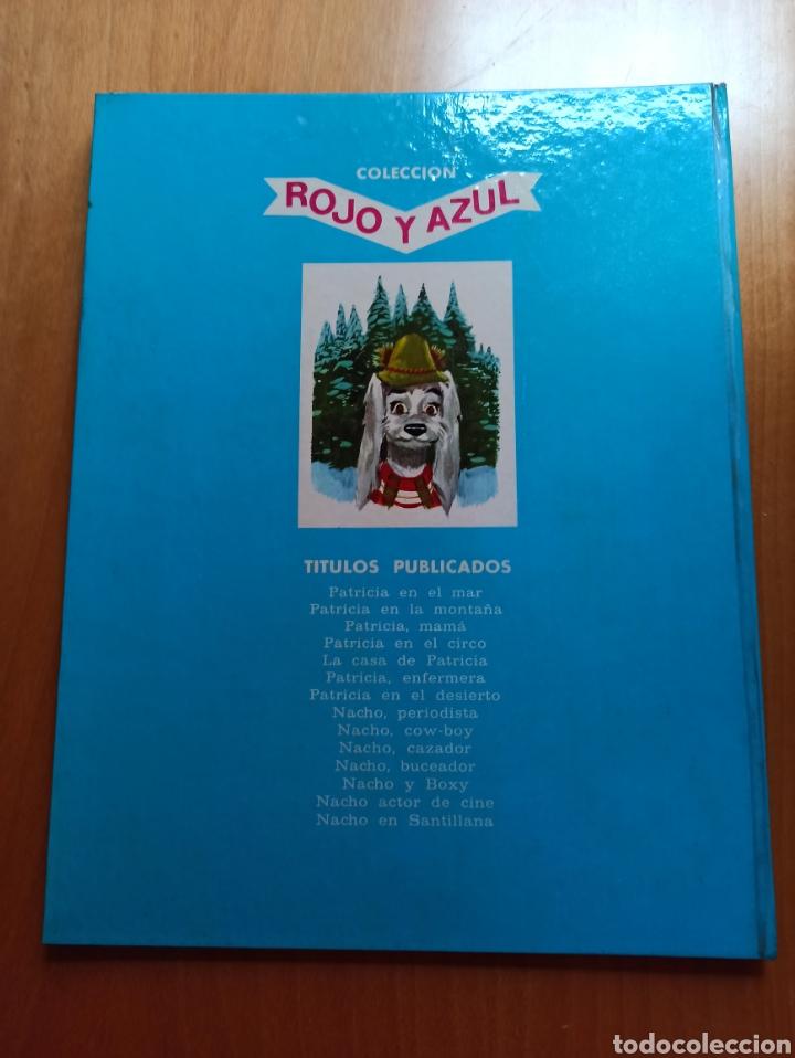 Libros de segunda mano: Patricia en la montaña. - Foto 4 - 277516983