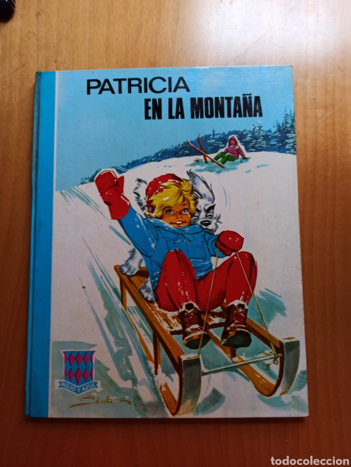 PATRICIA EN LA MONTAÑA. (Libros de Segunda Mano - Literatura Infantil y Juvenil - Cuentos)