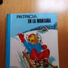 Libros de segunda mano: PATRICIA EN LA MONTAÑA.. Lote 277516983