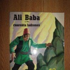 Libros de segunda mano: ALI BABA Y LOS CUARENTA LADRONES.. Lote 277603193