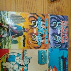 Libros de segunda mano: LOTE DE 4 CUENTOS INFANTILES.COLECCION EDICLAS SALGARI.1970-1977.. Lote 277641718