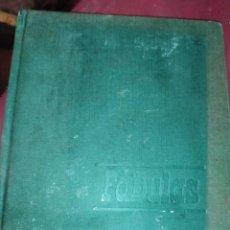 Libros de segunda mano: FÁBULAS JEAN DE LA FONTAINE 1963 COLECCIÓN AURIGA SERIE SUENA. Lote 278268918