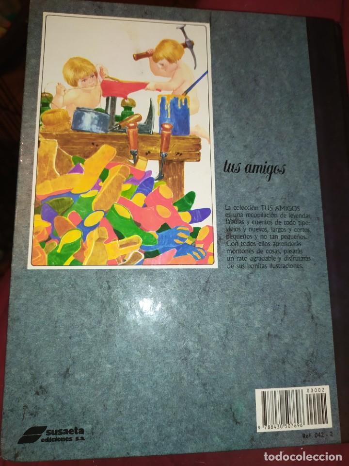 Libros de segunda mano: CUENTOS DE GRIMM TUS AMIGOS 1970 BENVENUTI OCA ORO JUAN SUERTE PICO TORDO REY RANA BREMA VERDEZUELA - Foto 2 - 278302348