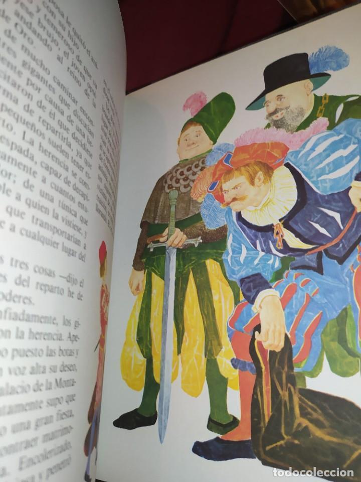 Libros de segunda mano: CUENTOS DE GRIMM TUS AMIGOS 1970 BENVENUTI OCA ORO JUAN SUERTE PICO TORDO REY RANA BREMA VERDEZUELA - Foto 4 - 278302348