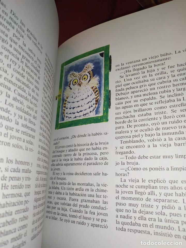 Libros de segunda mano: CUENTOS DE GRIMM TUS AMIGOS 1970 BENVENUTI OCA ORO JUAN SUERTE PICO TORDO REY RANA BREMA VERDEZUELA - Foto 6 - 278302348
