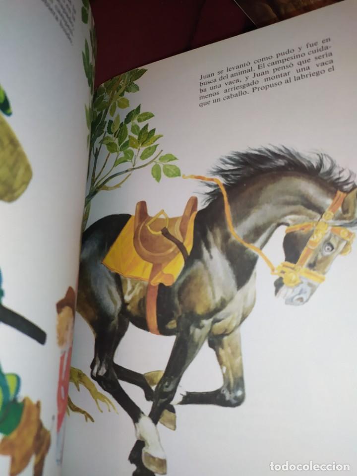 Libros de segunda mano: CUENTOS DE GRIMM TUS AMIGOS 1970 BENVENUTI OCA ORO JUAN SUERTE PICO TORDO REY RANA BREMA VERDEZUELA - Foto 12 - 278302348