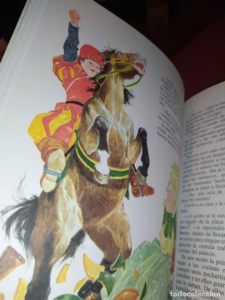 Libros de segunda mano: CUENTOS DE GRIMM TUS AMIGOS 1970 BENVENUTI OCA ORO JUAN SUERTE PICO TORDO REY RANA BREMA VERDEZUELA - Foto 14 - 278302348