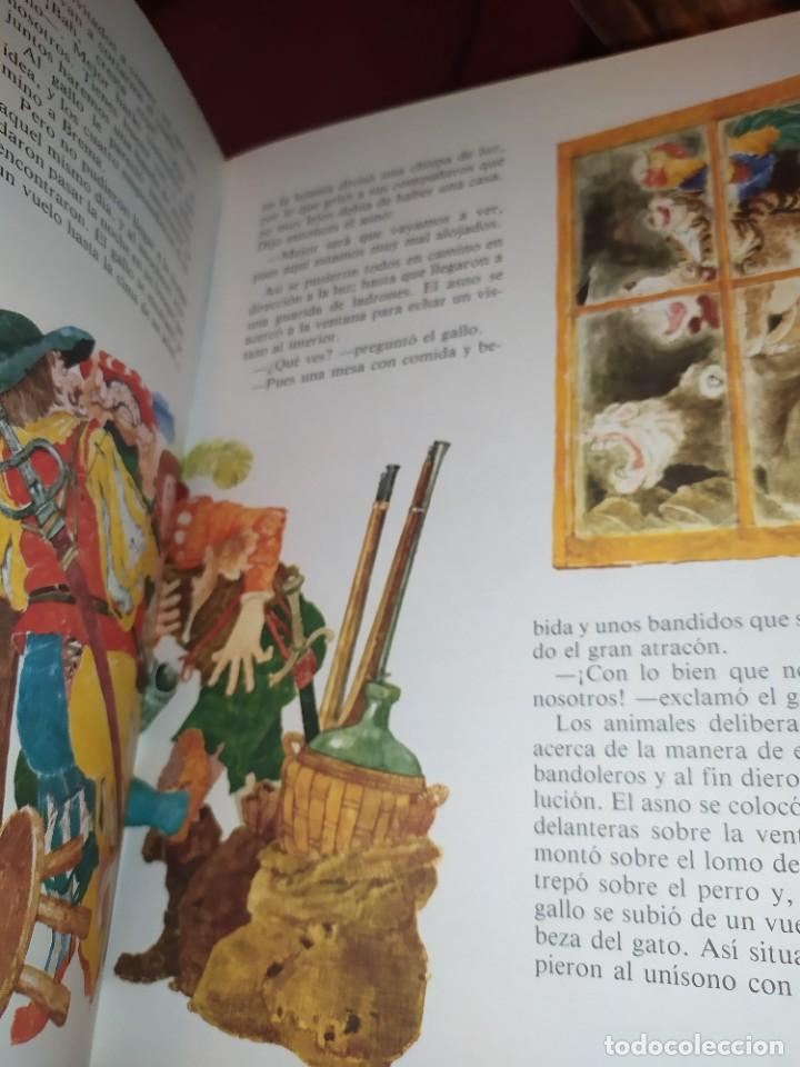 Libros de segunda mano: CUENTOS DE GRIMM TUS AMIGOS 1970 BENVENUTI OCA ORO JUAN SUERTE PICO TORDO REY RANA BREMA VERDEZUELA - Foto 16 - 278302348
