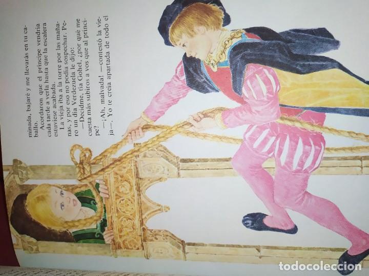 Libros de segunda mano: CUENTOS DE GRIMM TUS AMIGOS 1970 BENVENUTI OCA ORO JUAN SUERTE PICO TORDO REY RANA BREMA VERDEZUELA - Foto 19 - 278302348