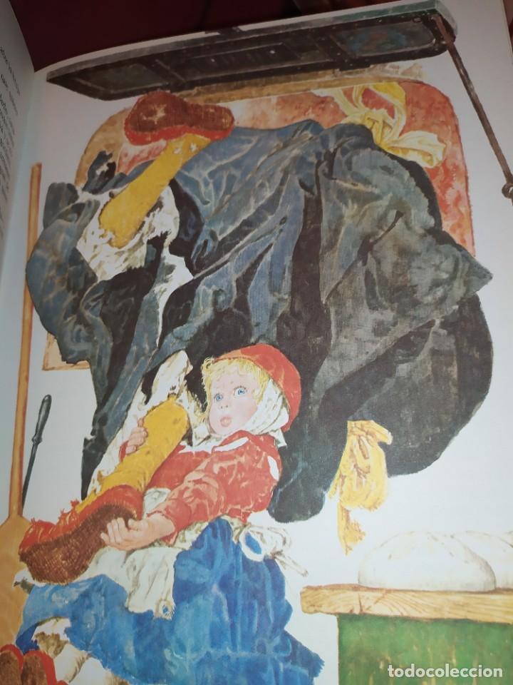 Libros de segunda mano: CUENTOS DE GRIMM TUS AMIGOS 1970 BENVENUTI OCA ORO JUAN SUERTE PICO TORDO REY RANA BREMA VERDEZUELA - Foto 20 - 278302348