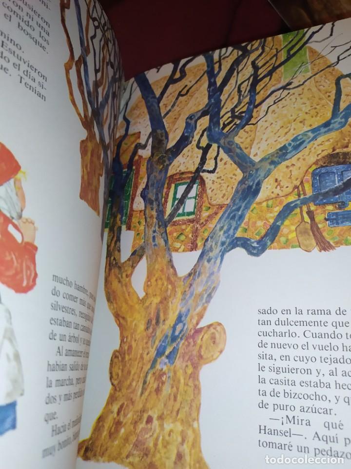 Libros de segunda mano: CUENTOS DE GRIMM TUS AMIGOS 1970 BENVENUTI OCA ORO JUAN SUERTE PICO TORDO REY RANA BREMA VERDEZUELA - Foto 21 - 278302348