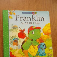 Libros de segunda mano: FRAKLIN SE VA DE CASA - BRUÑO - 10 HISTORIETAS DE FRNKL. Lote 278421948