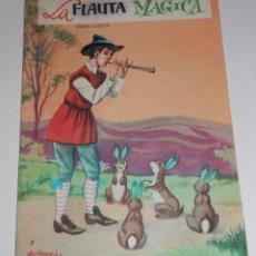 Libros de segunda mano: CUENTO LA FLAUTA MAGICA - AÑO 1962. Lote 278426518