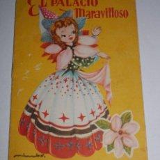 Libros de segunda mano: CUENTOS BABY - EL PALACIO MARAVILLOSO - AÑO 1960. Lote 278426658