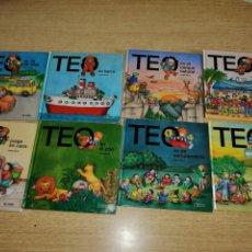 Libros de segunda mano: 8 CUENTOS TEO. Lote 278762878
