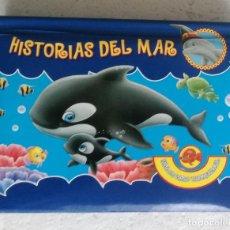 Libros de segunda mano: HISTORIAS DEL MAR. FABULOSO LIBRO TRIDIMENSIONAL - OFERTAS DOCABO. Lote 279412033