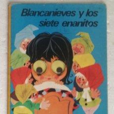 Libros de segunda mano: BLANCANIEVES Y LOS SIETE ENANITOS - OFERTAS DOCABO. Lote 279412083