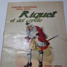 Libros de segunda mano: ANTIGUO CUENTO PARA NIÑOS. Lote 279512208