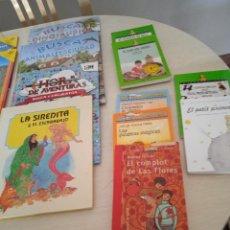 Libros de segunda mano: LIBROS DE CUENTOS. Lote 279513453