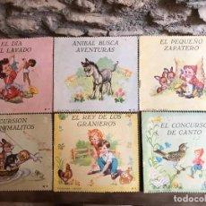 Libros de segunda mano: LOTE 11 CUENTOS COLECCIÓN CELESTE. Lote 280105768