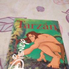 Libros de segunda mano: G-87 LIBRO TARZAN DISNEY GAVIOTA. Lote 280105923