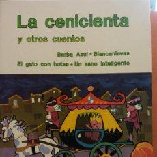 Libri di seconda mano: LA CENICIENTA Y OTROS CUENTOS. SUEÑOS INFANTILES. EDITORIAL RAMON SOPENA. Lote 287480218