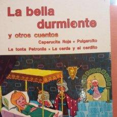 Libri di seconda mano: LA BELLA DURMIENTE Y OTROS CUENTOS. SUEÑOS INFANTILES. EDITORIAL RAMON SOPENA. Lote 287480248