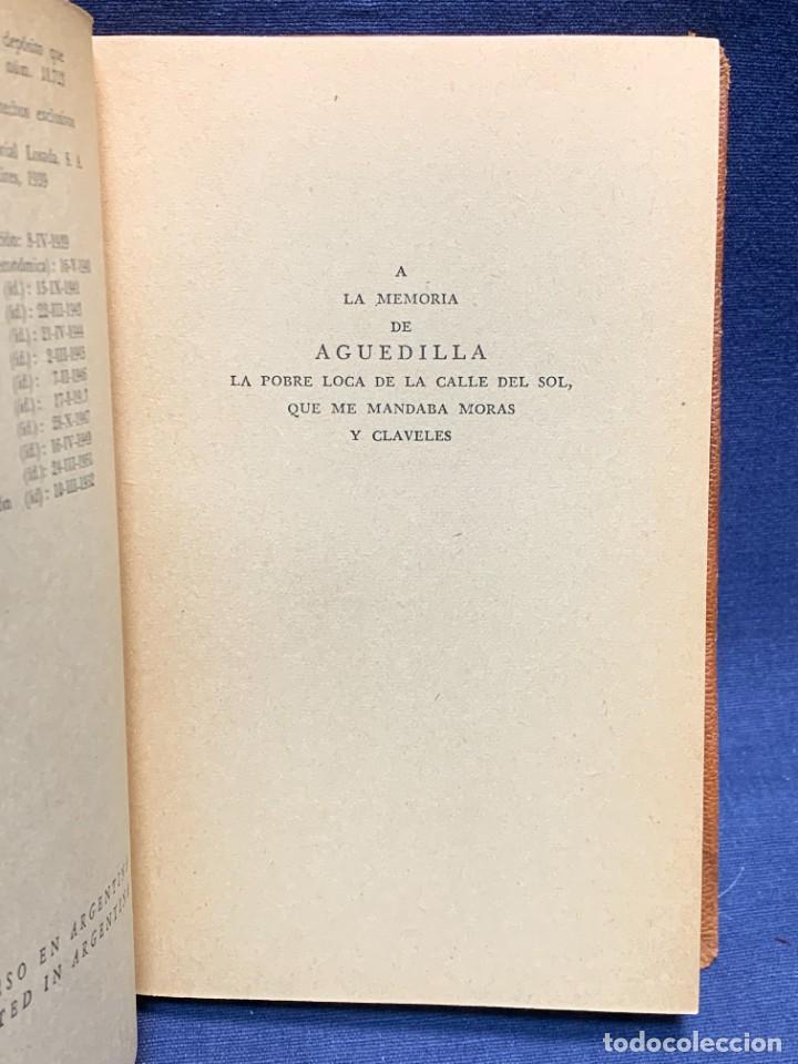 Libros de segunda mano: LIBRO PLATERO Y YO JUAN RAMON JIMENEZ ILUSTRACIONES ATTILIO ROSSI 1929 PIEL 17X11,5CMS - Foto 4 - 287916198