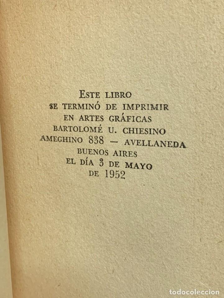 Libros de segunda mano: LIBRO PLATERO Y YO JUAN RAMON JIMENEZ ILUSTRACIONES ATTILIO ROSSI 1929 PIEL 17X11,5CMS - Foto 9 - 287916198