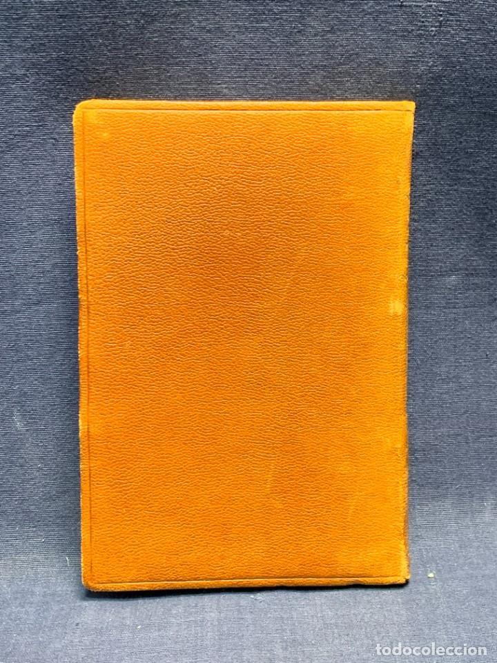 Libros de segunda mano: LIBRO PLATERO Y YO JUAN RAMON JIMENEZ ILUSTRACIONES ATTILIO ROSSI 1929 PIEL 17X11,5CMS - Foto 12 - 287916198