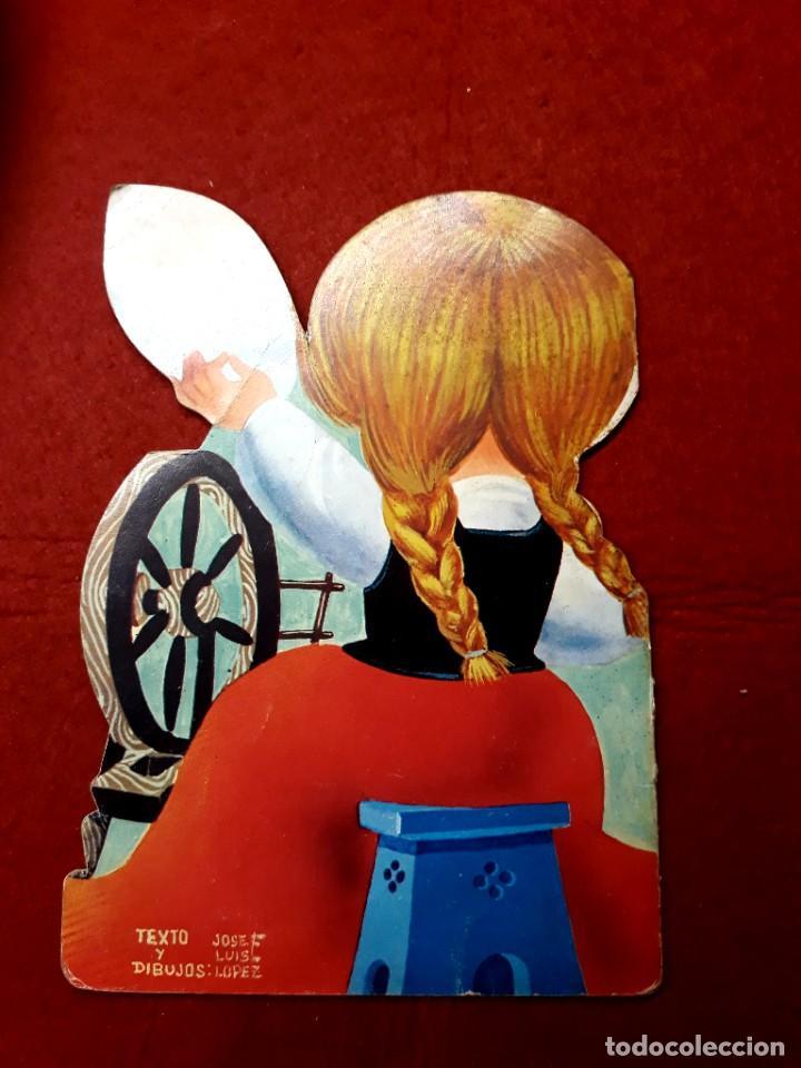Libros de segunda mano: 4 Minitroquelados Saldaña ( Ver Relación Titulos ) San Sebastian 1971 - Foto 9 - 288206383