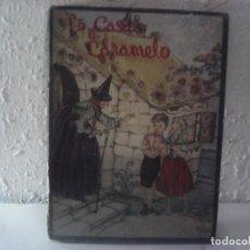 Libros de segunda mano: ANTIGUO CUENTO LA CASITA DE CARAMELO LEER DESCRIPCION. Lote 288226998
