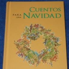 Libros de segunda mano: CUENTOS PARA UNA NAVIDAD - NAVIDAD 2012 - ANAYA ¡EDICIÓN NUMERADA, EJEMPLAR 725!. Lote 288359638