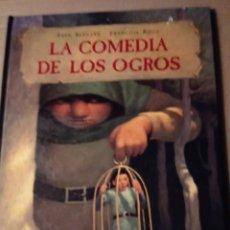 Libros de segunda mano: LA COMEDIA DE LOS OGROS.. Lote 288464483