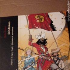 Libros de segunda mano: SANDOKAN.. Lote 288482023