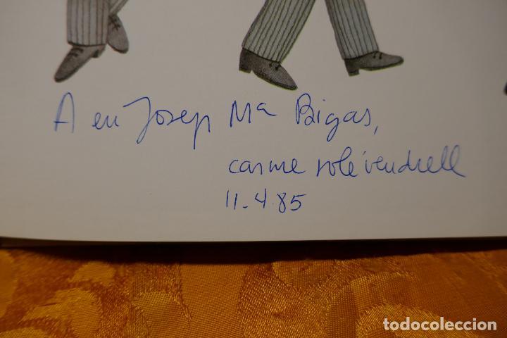 Libros de segunda mano: Miquel Martí i Pol i Carme Solé Vendrell - Laniversari - LIBRO DEDICADO DE LA AUTORA. - Foto 5 - 288553783