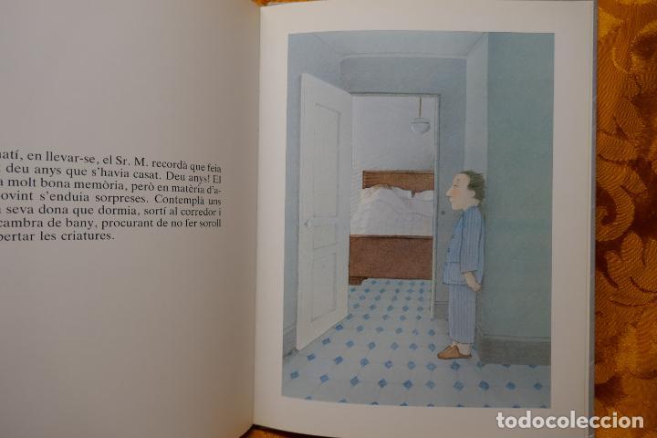 Libros de segunda mano: Miquel Martí i Pol i Carme Solé Vendrell - Laniversari - LIBRO DEDICADO DE LA AUTORA. - Foto 8 - 288553783
