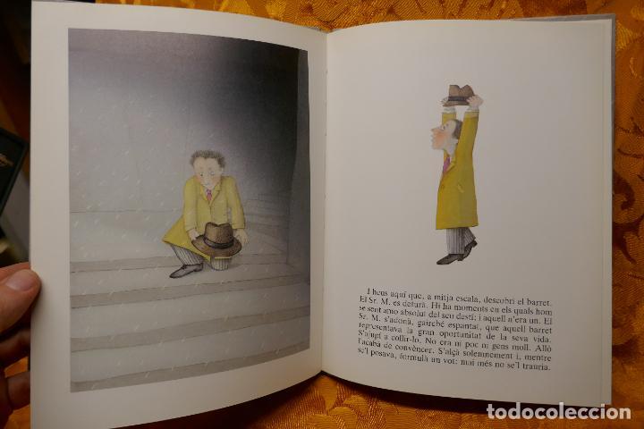 Libros de segunda mano: Miquel Martí i Pol i Carme Solé Vendrell - Laniversari - LIBRO DEDICADO DE LA AUTORA. - Foto 9 - 288553783