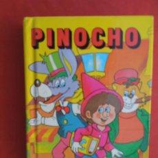 Libros de segunda mano: PINOCHO - MINIESCOGIDOS - SUSAETA EDICIONES 1983 - TAPA DURA- 11X8 CM.. Lote 288643808