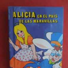 Libros de segunda mano: ALICIA EN EL PAÍS DE LAS MARAVILLAS - MINIESCOGIDOS - SUSAETA EDICIONES 1983 - TAPA DURA- 11X8 CM.. Lote 288644193