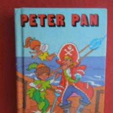 Libros de segunda mano: PETER PAN - MINIESCOGIDOS - SUSAETA EDICIONES 1983 - TAPA DURA- 11X8 CM.. Lote 288644308